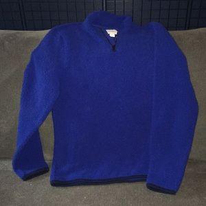 Old Navy Pull Over fleece Sweater